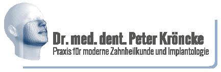 Dr. Peter Kröncke – Praxis für moderne Zahnheilkunde & Implantologie